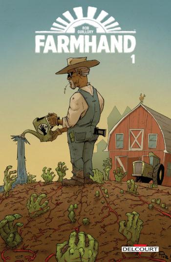 Farmhand Tome 1 Delcourt