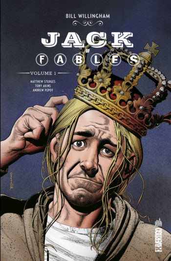 jack of fables urban comics intégrale tome 1