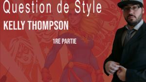 Kelly Thompson Marvel