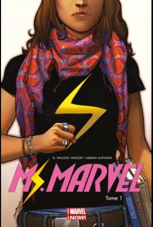 Ms Marvel Kamala Khan Tome 1