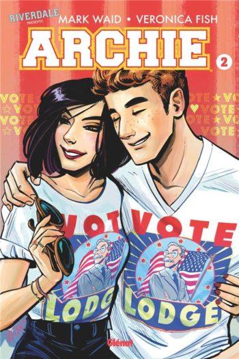archie comics tome 2 glenat comics