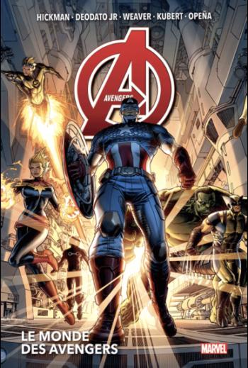 avengers tome 1 panini comics