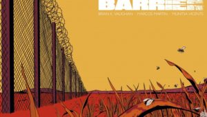 Barrier Brian K. Vaughan