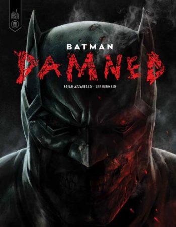 urban comics batman damned