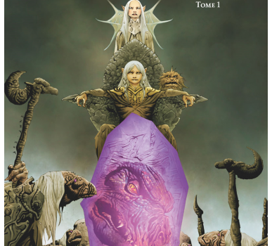 dark crystal tome 1 glénat comics si spurrier