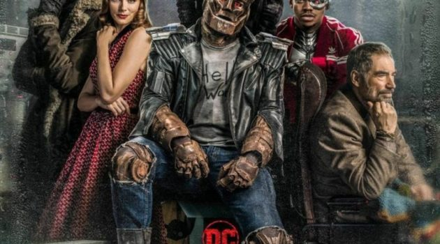 Doom Patrol DC Universe