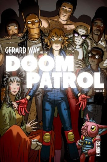 doom patrol gerard way