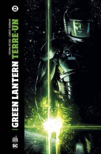 Geen Lantern Terre 1 Urban Comics tome 1