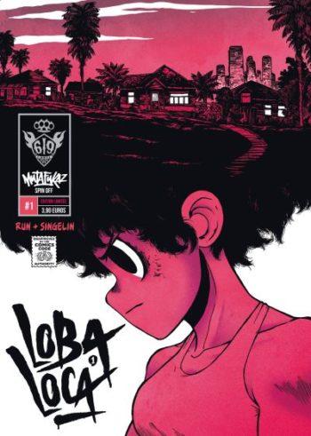 loba loca mutafukaz label 619