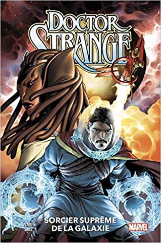Doctor Strange tome 1 Panini Comics