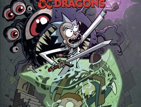 Rick & Morty Vs Dungeons & Dragons