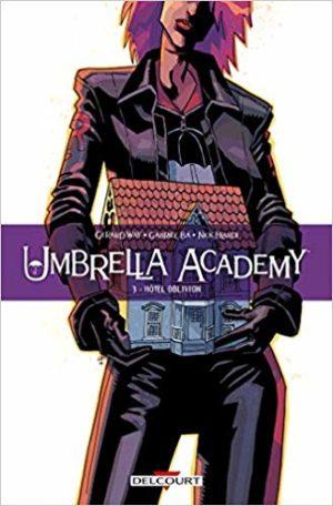 Umbrella Academy Delcourt tome 3