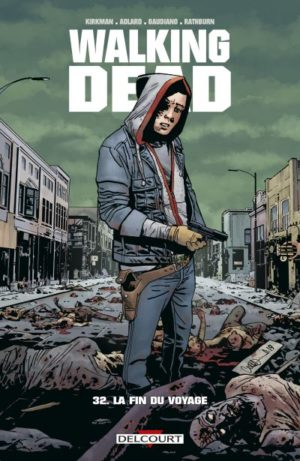 delcourt walking dead critique