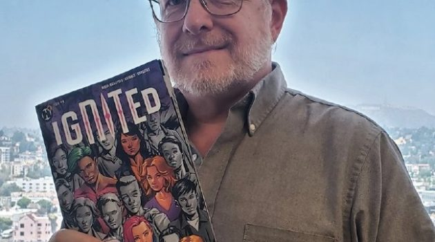 Ignited Mark Waid