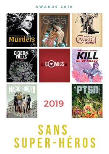 awards lescomics.fr catégoriese sans super héros