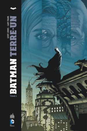 Batman Terre 1 tome 2 Urban Comics
