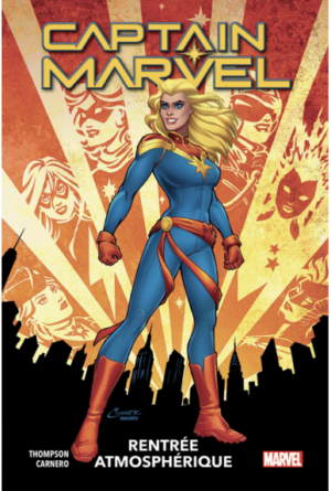 Captain Marvel Tome 1 Panini Comics