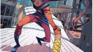 magnificient ms marvel