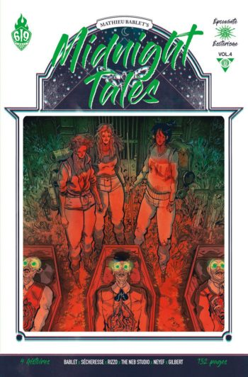 midnight tales tome 4 ankama label 619