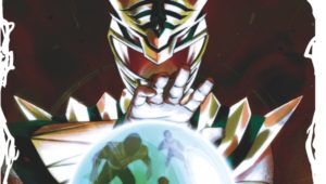 glénat power rangers tome 4