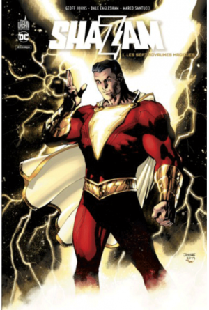 Shazam rebirth geoff johns