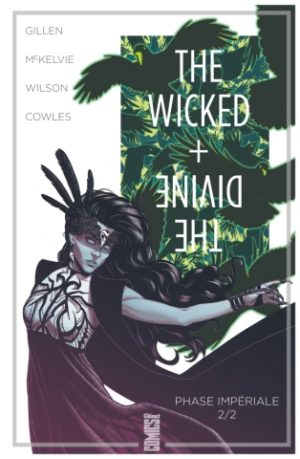 Tome 6 the wicked + the divine
