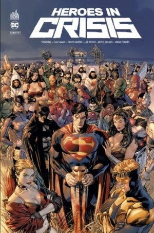 Heroes in Crisis Urban COmics
