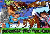 Superman feat Père Noël