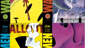 fac-similé watchmen urban comics