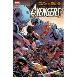 avengers war of the realms