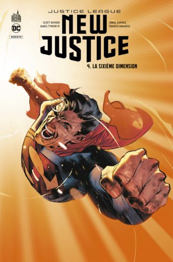 Tome 4 New Justice