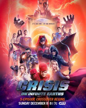 Crisis on Infinite Earths CW