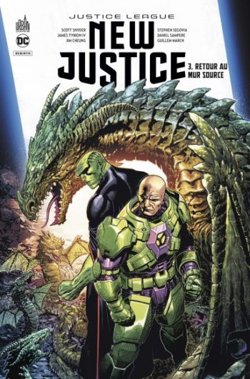 Urban Comics New Justice tome 3