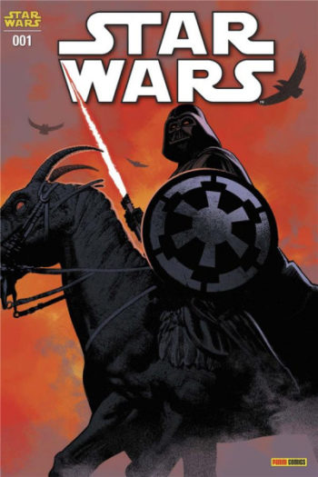 Star Wars 2020 Panini Comics