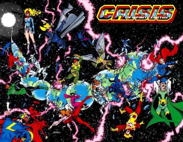 Crisis Superboy Prime