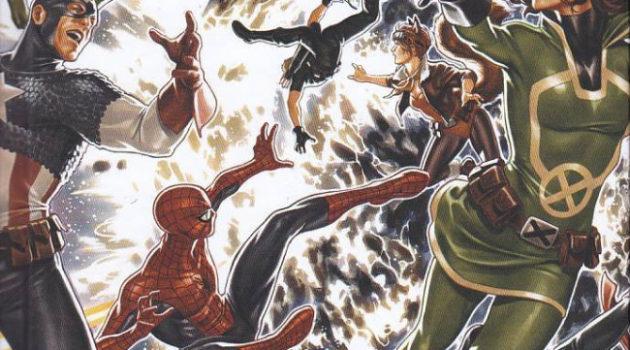Avengers Jusqu'à la Mort