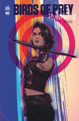 Birds of Prey Huntress comics
