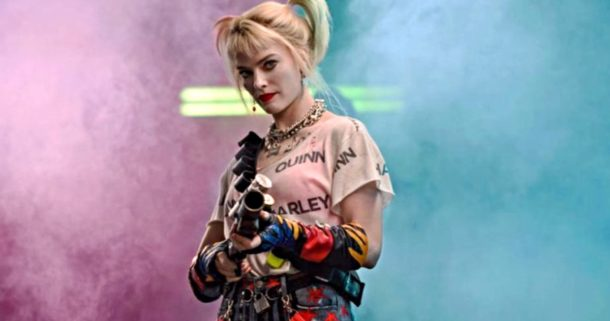 harley birds of prey film