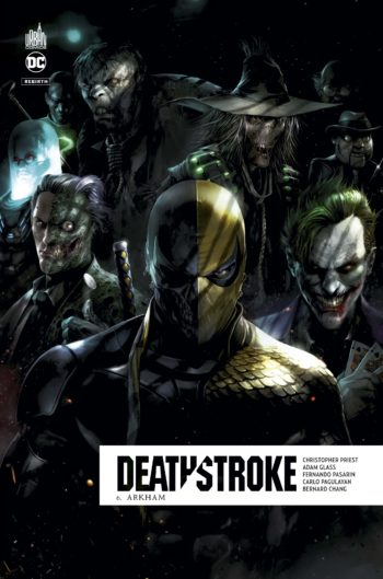 Deathstroke Rebirth Tome 6