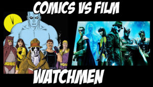 Comics film Watchmen