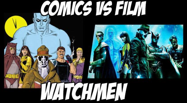 Comics film Watchmen