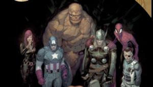 Origin Sin Marvel