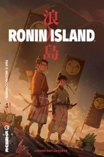Ronin Island Kinaye