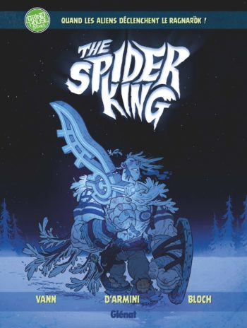 spider king glenat grindhouse