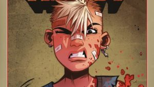 Action Alley Tank Girl