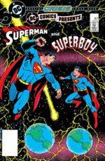 Superboy Prime Begins