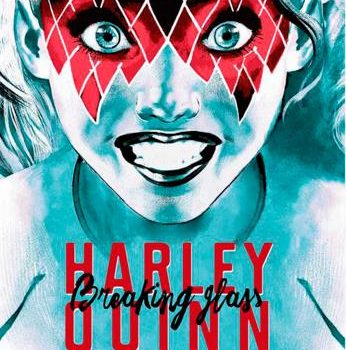 Harley Quinn Breaking Glass Urban