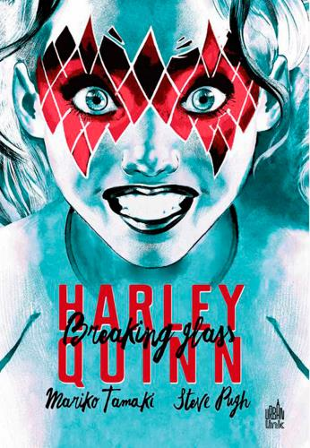 Harley Quinn Breaking Glass Urban