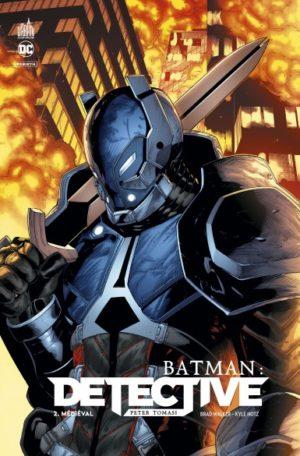 Urban Comics Batman Detective tome 2