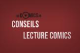 Conseils Lecture Comics